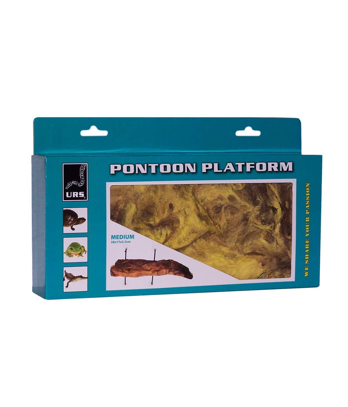 Medium URS Turtle Dock Pontoon Platforms for Turtles Medium