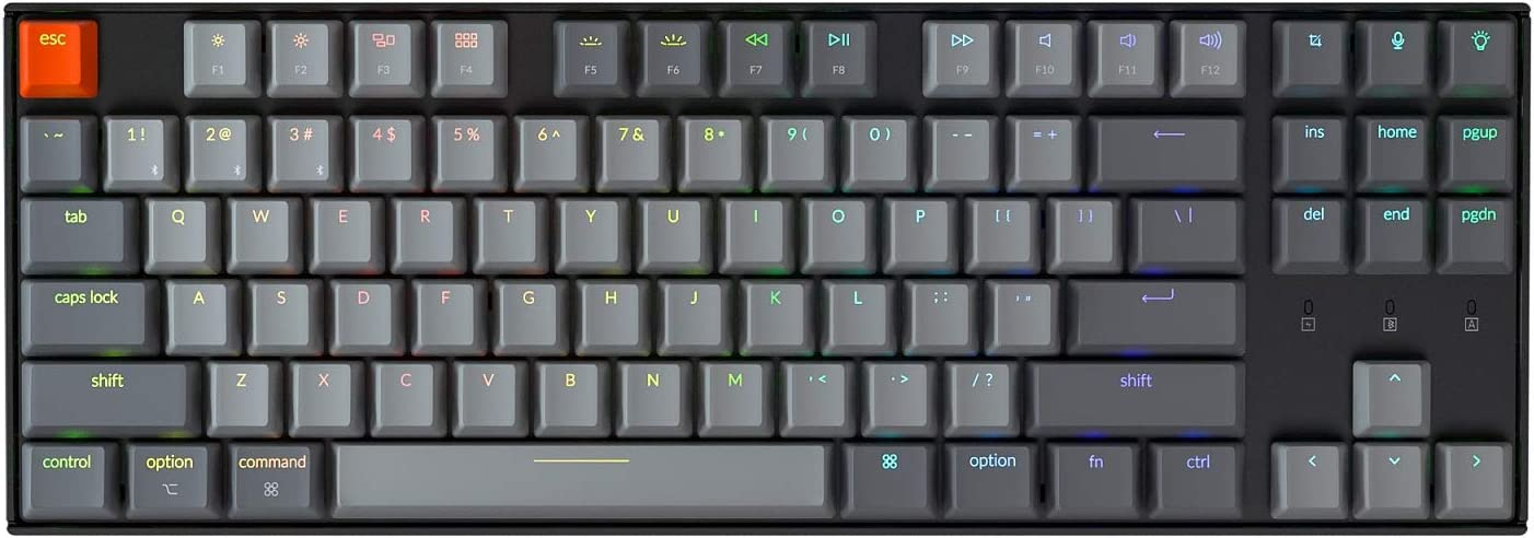 Keychron K8 Hot Swappable