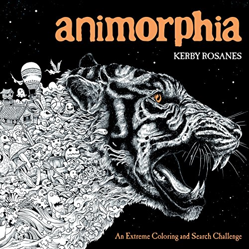 Designs Tattoos Religious (Animorphia: An Extreme Coloring and Search Challenge)