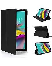 Tonb Shop Samsung Galaxy Tab S5e Case - Ultra Slim Smart Case with Auto Sleep/Wake for Samsung Galaxy Tab S5e 10.5 SM-T720 T725, (Black)