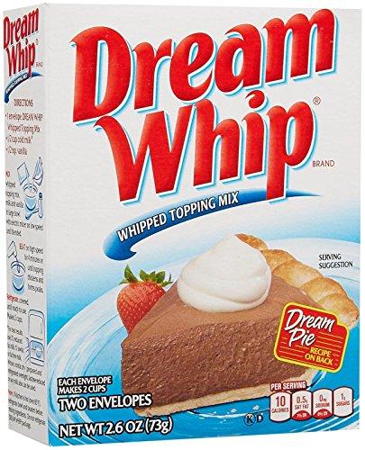 Kraft Dream Whip - 2.6 Ounces - Dream Pudding