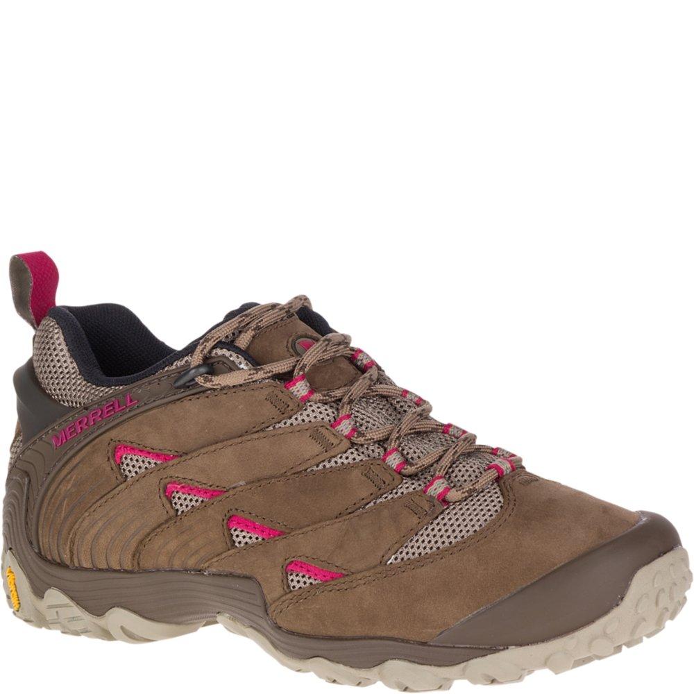 Merrell Women's Chameleon 7 Hiking Shoe B071G1PQP6 9.5 B(M) US|Merrell Stone