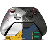 Controller Gear Cyberpunk 2077 Limited Edition - Xbox Pro Charging Stand/Charging Station - Officially Licensed Xbox…