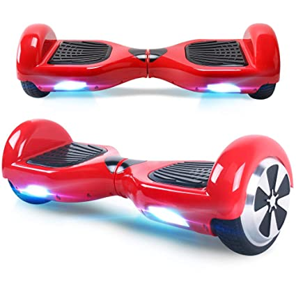 Windgoo Hoverboard 10 pulgadas, Self Balancing Scooter ...