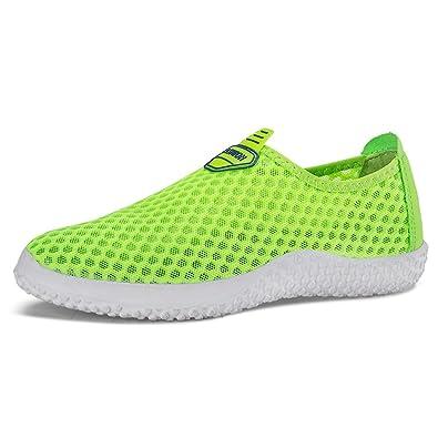 9c06f46946 Eagsouni Chaussures pour Piscine et Plage Chaussures de Bain Chaussons  d'eau pour Femme et