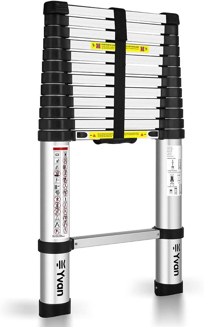 Yvan Telescopic Extension Ladder