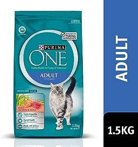 Purina One Cat Salmon & Tuna, 1.5kg
