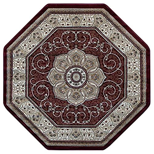 Cheap Green Rugs: Octagon Rugs: Amazon.com