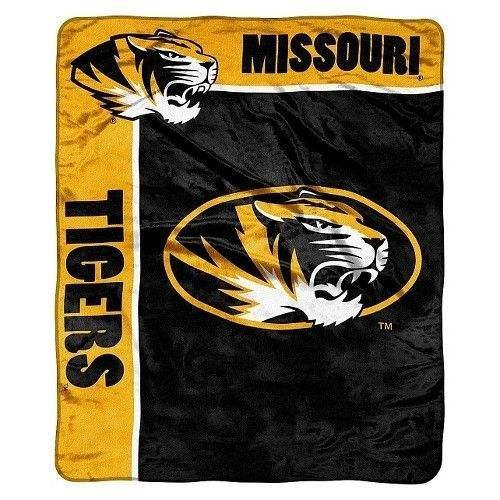 NCAA Silk Touch Missouri Tigers Throw - Multi-Colored ()