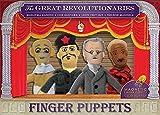 : Great Revolutionaries Finger Puppet Set - Fridge Magnets