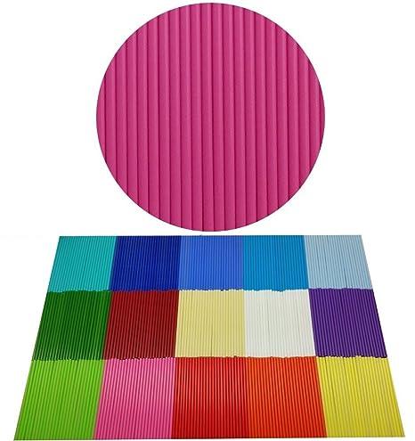 Farbe: Orange yagma Stiele f/ür Cake Pops 25-er Set 11,5 cm 16 Farben zur Auswahl