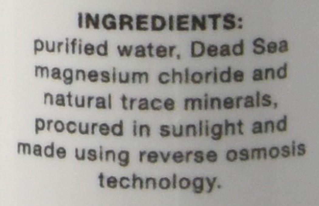 Magnum Solace - Aceite de Magnesio - Grande 60 ml - Origen Excepcional el Mar Muerto 100% PURO: Amazon.es: Salud y cuidado personal