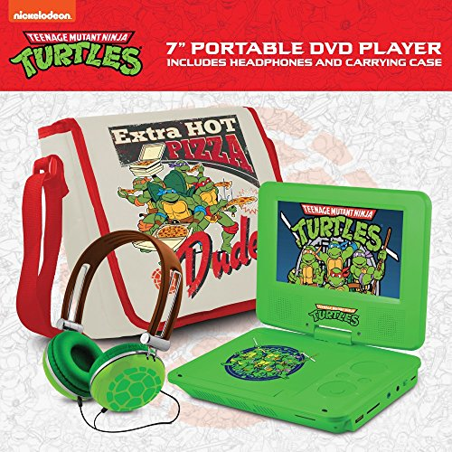 Top 9 recommendation teenage mutant ninja turtles dvd player for 2019