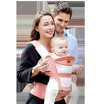 TINERS Sling de bebé Asiento Multifuncional Mochila ergonómica para bebé 0-36 Meses Four Seasons