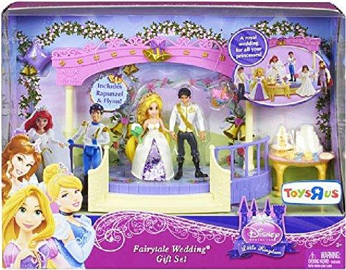 Disney Princess Royal Wedding Playset