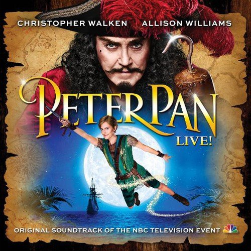 Where to find peter pan live cd?