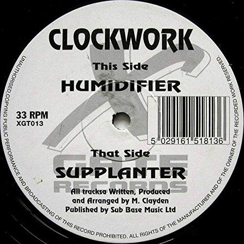 Price comparison product image Clockwork - Humidifier / Supplanter - X-Gate Records - XGT013