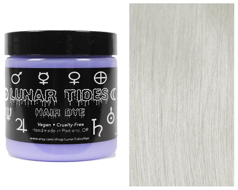 Amazon Lunar Tides Hair Dye Smokey Purple Grey Semi