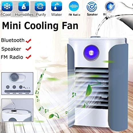 Personal Air Cooler,Portable Mini Air Conditioner,Purifier