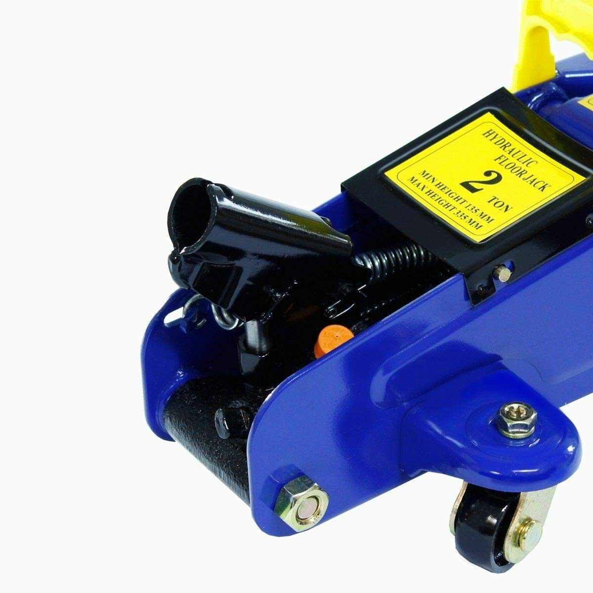 Estable Gato hidr/áulico para Carro de Coche con Gato hidr/áulico de elevaci/ón r/ápida con Funda de Almacenamiento Xinng 2T port/átil Resistente