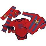 Conjunto bebé Barca - + Short - Camiseta Oficial FC ...