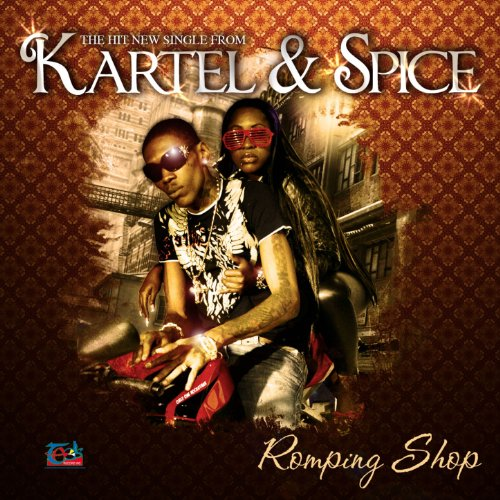 Amazon Romping Shop Clean Vybz Kartel And Spice MP3 Downloads
