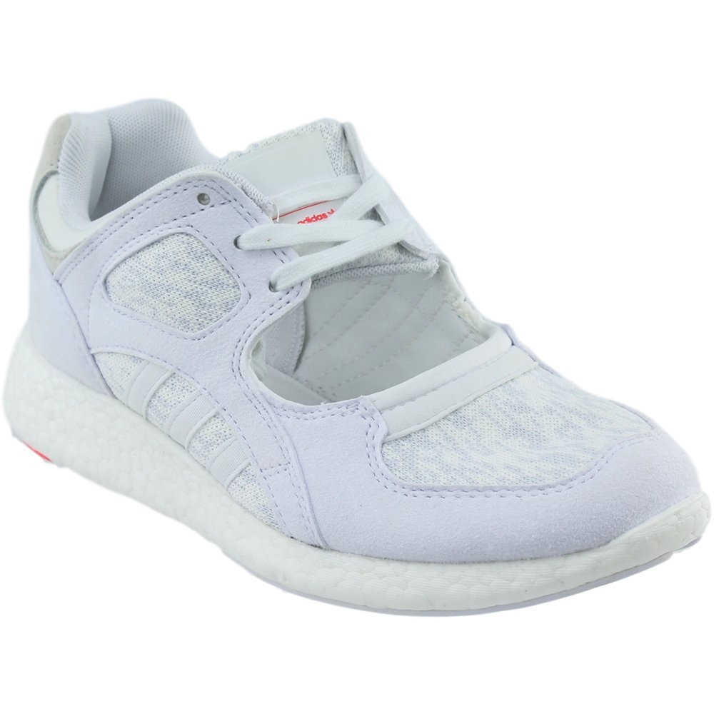 buy online a1c4f ee055 adidas Women Equipment Racing 9116 White Crystal White Turbo Size 8.5 US   Amazon