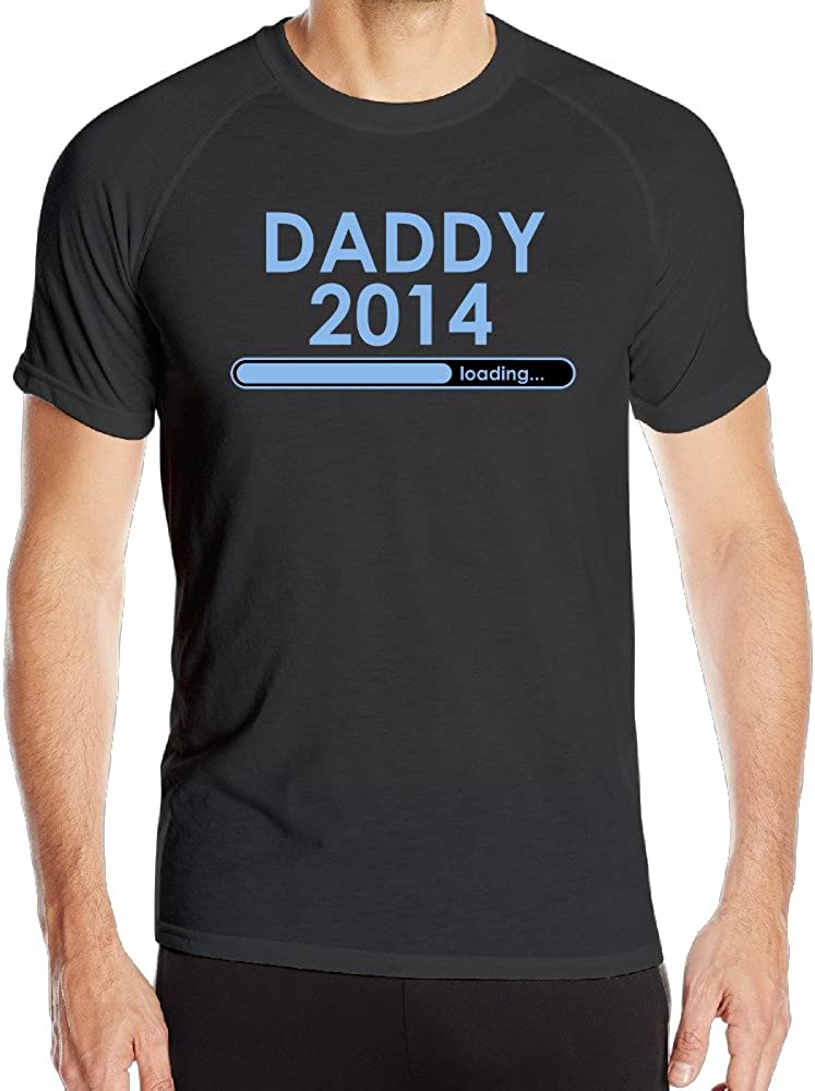Daddy 2014 Men Awesome Sports Shirts Jogging Shirt Vintage T Shirts