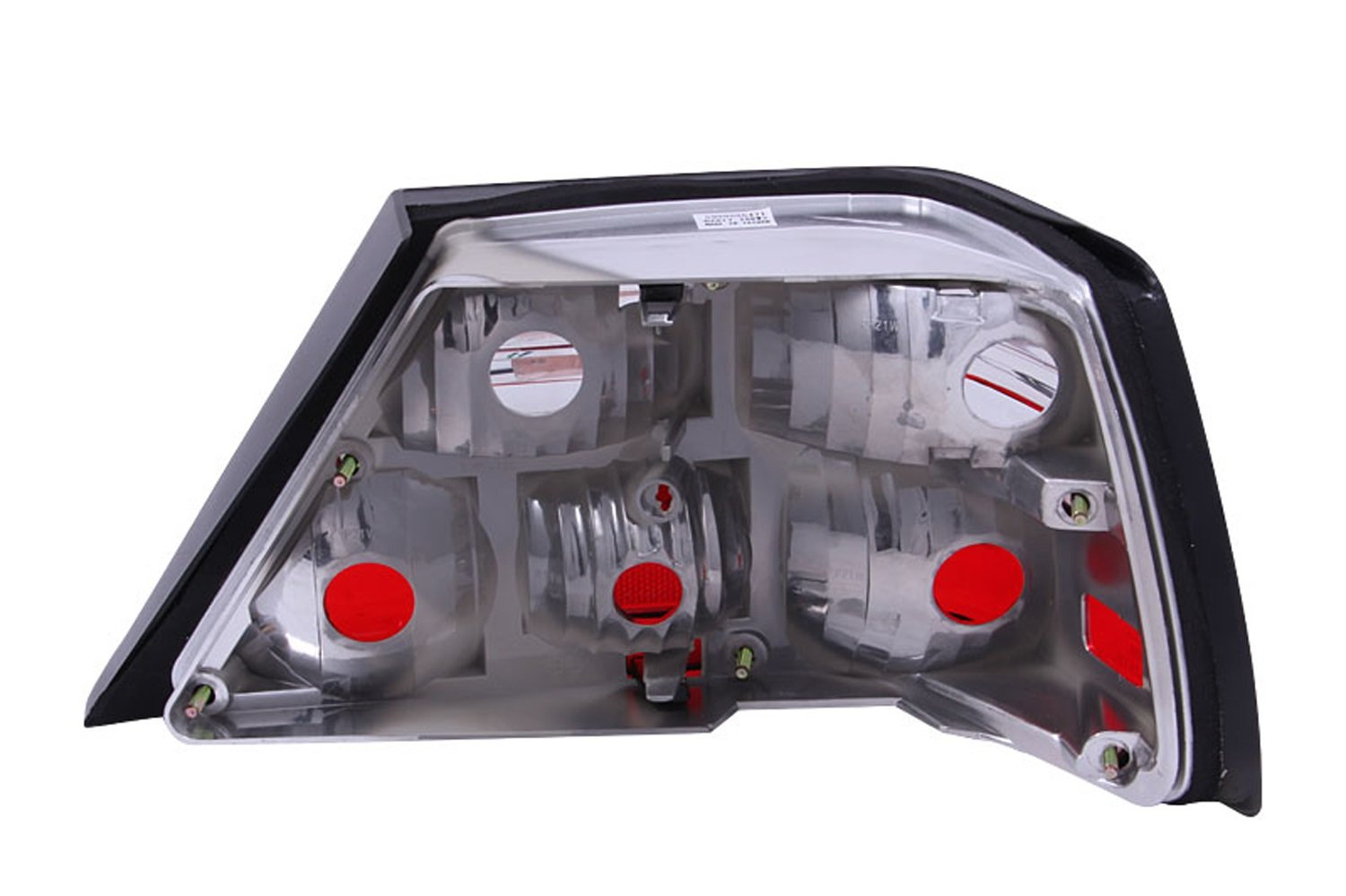 Anzo USA 221159 Mercedes-Benz Red//Clear Tail Light Assembly Sold in Pairs
