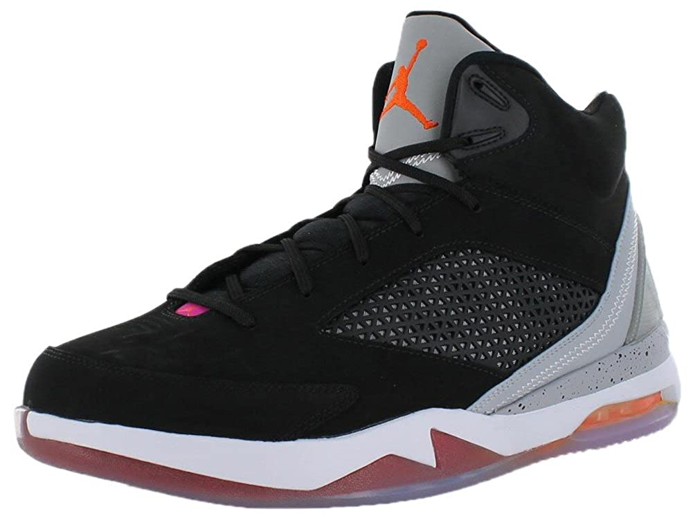 noir Orange gris Nike Air Zoom Vomero+ 4 2E Chaussure de Course à Pied