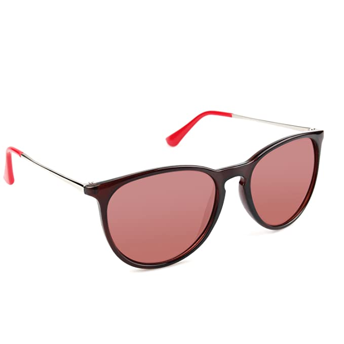 Amazon.com: JOOX - Gafas de sol clásicas redondas para mujer ...