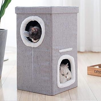 Amazon.com: SMMBM Arbol de gato para escalada de gato o gato ...