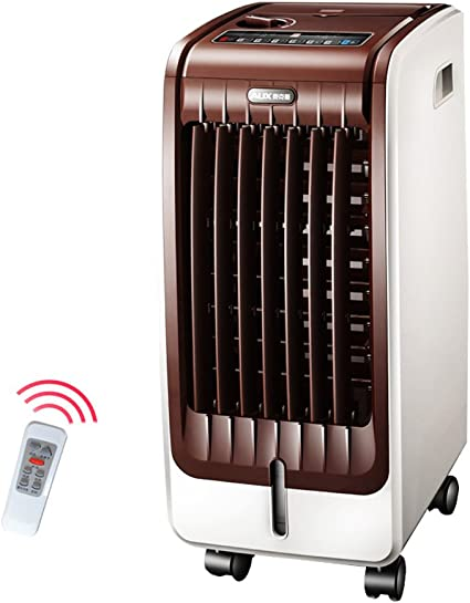 JNYZQ Ventilador de aire frío y caliente del ventilador del aire ...