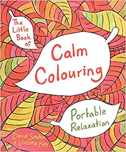 The Little Book Of Calm Colouring Portable Relaxation Victoria Kay David Sinden 9781509812660 Amazon Books