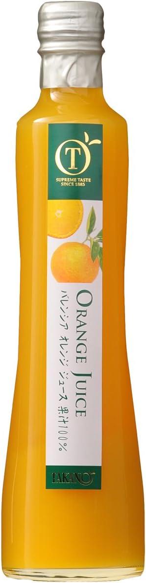 新宿高野 バレンシアオレンジジュース