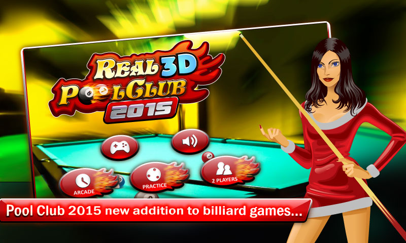 Real Pool Club 3D: Amazon.es: Appstore para Android