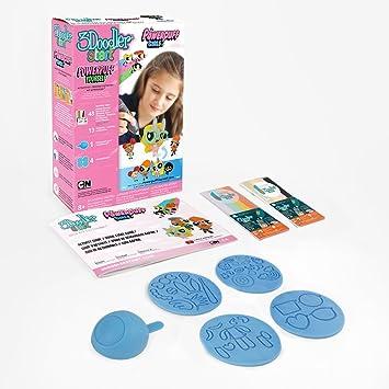 3DOODLER Kit de Actividades 3DS-PPY-COM de Las Supernenas, con ...