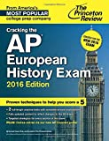 EVERYTHING YOU NEED TO SCORE A PERFECT 5 ON THE NEW 2016 EXAM!Equip yourself to ace the NEW AP European History Exam with The Princeton Review's comprehensive study guide—including thorough content reviews, targeted strategies for every question type...