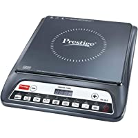 Prestige 1200 Watt Induction Cooktop (Black)