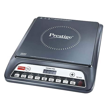 Amazon.com: Prestige Pic 20 1200-watt Induction Cooktop ...