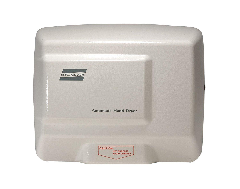 Hand Dryer, 115, Aluminum