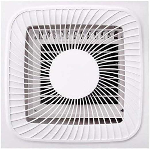 GHGJU Ventilador de ventilación Ventilador de Cocina baño Incorporado Ventilador de ventilación Potente Ventilador silencioso Se Puede Utilizar en baños de Cocina y ...