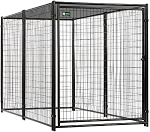 AKC CL 70510S 6 by 5 by 10 Powder Coated Kennel