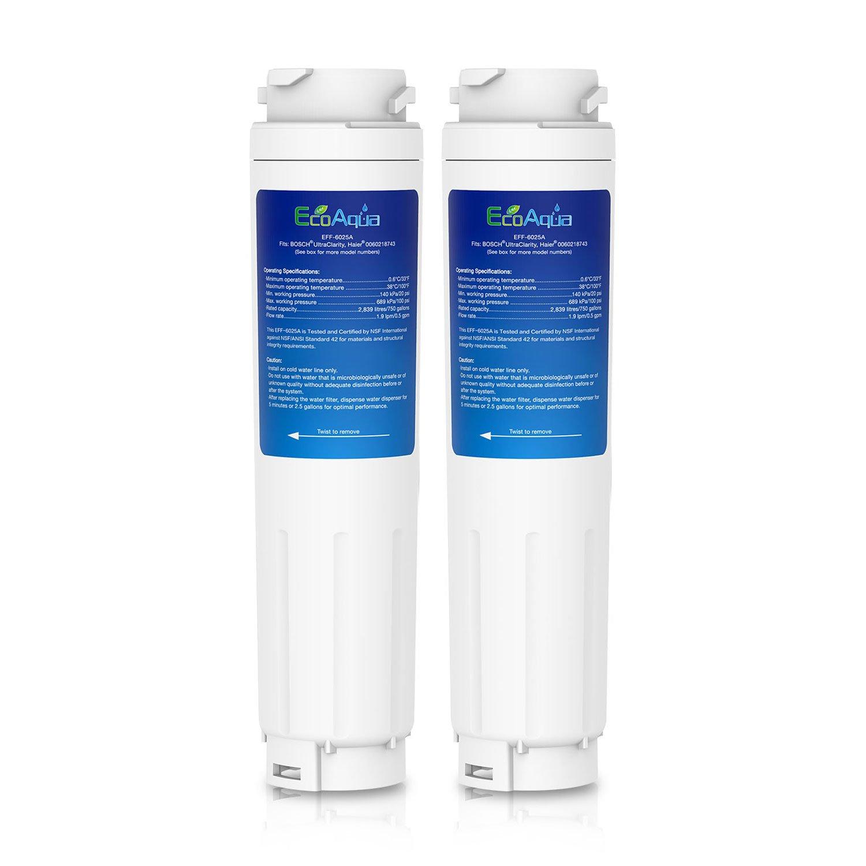 EcoAqua EFF-6025A Kompatibel mit Ultra Clarity Wasserfilter