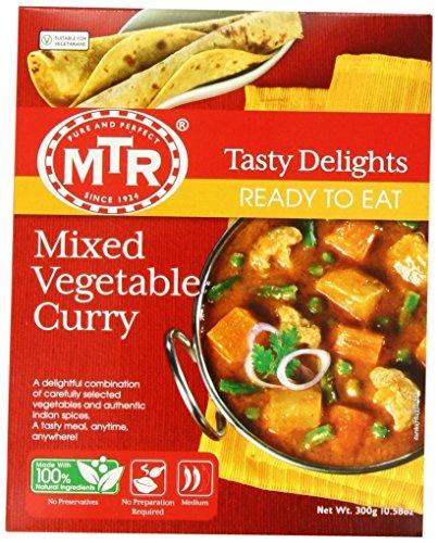 Mtr   Mixed Veg  Curry  300G