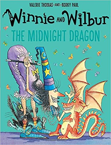 Winnie and Wilbur: The Midnight Dragon Reviews | Toppsta