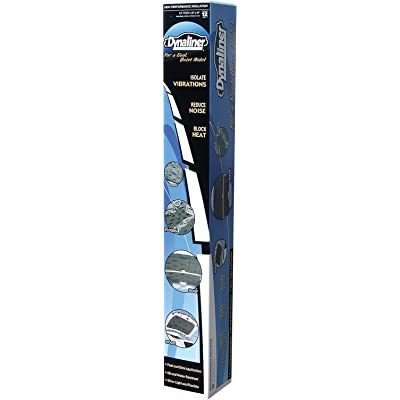 "Dynamat 11102 Dynaliner 32"" x 54"" x 1/4"" Thick Self-Adhesive Sound Deadener: Automotive"