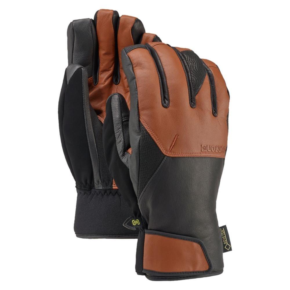 Burton Men's Gore-Tex Gondy Leather Glove, True Penny, Small Burton Snowboards 103261