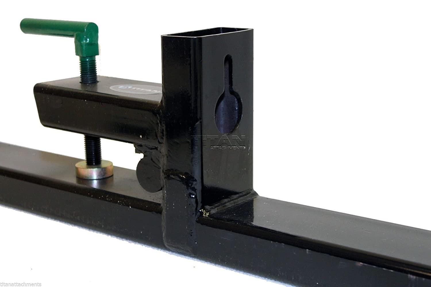 10 Length 3 Height B//A Products 6I-2T3 2T//3 Snatch Block with Latch 3 Width