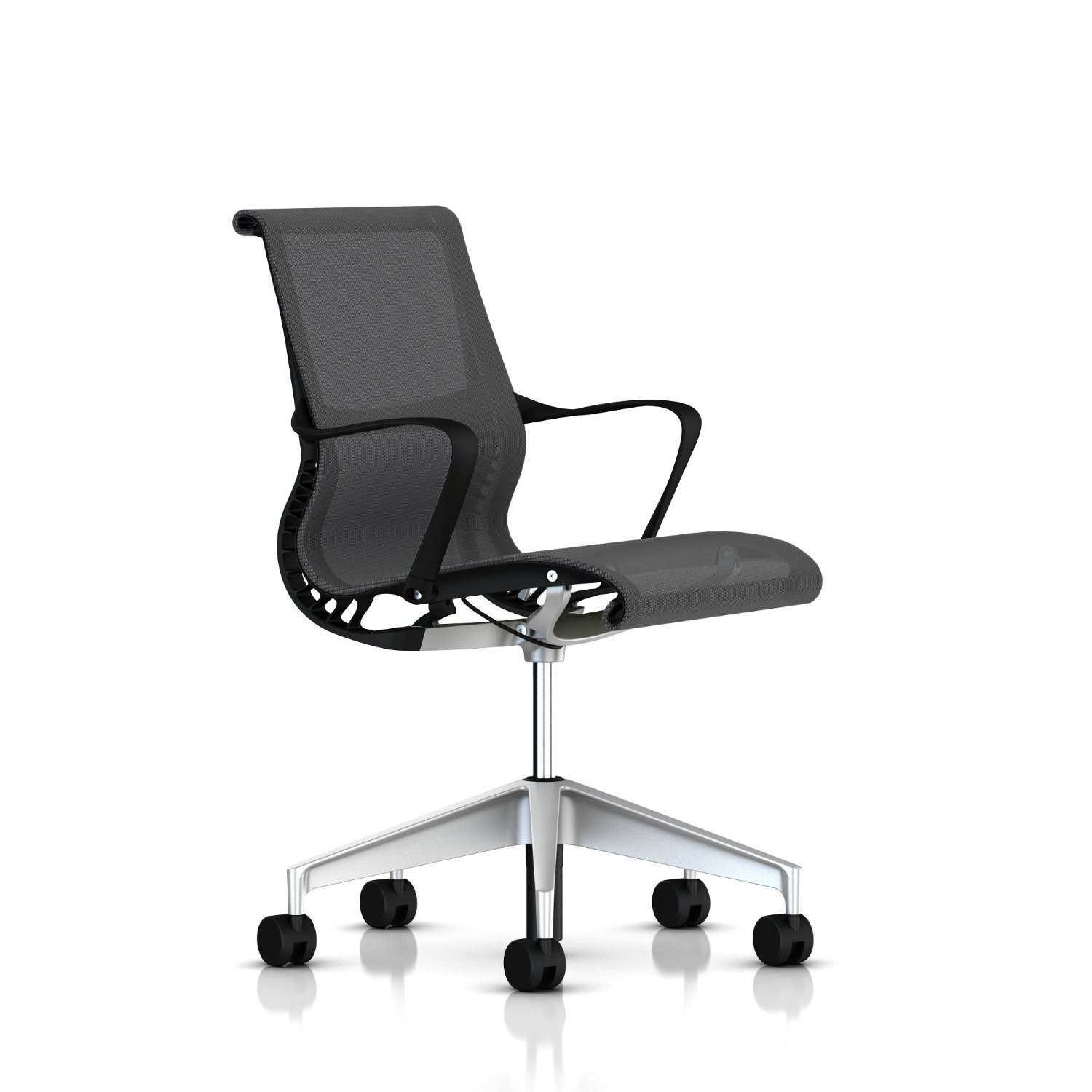 Amazon Herman Miller Setu Chair Ribbon Arms Standard